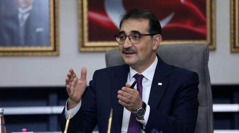 """Enerji ve Tabii Kaynaklar Bakanı Fatih Dönmez: """"3 Farklı Borlu Gübre Geliştirdik"""""""