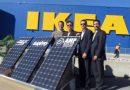 IKEA, İtalya'da güneş enerjisi panelleri ve sistemlerinin online satışlarına başladı