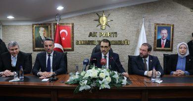 Enerji ve Tabii Kaynaklar Bakanı Fatih Dönmez: En Büyük Keşfimiz İnşallah Denizde Olacak