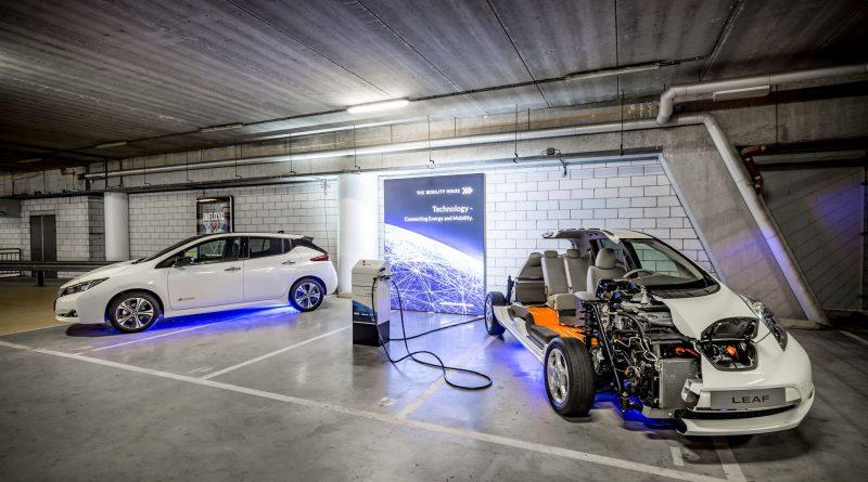 Avrupa'nın ticari binalardaikinci elve yeni elektrikli araç akülerini kullanan en büyük enerji depolama sistemi hayata geçirildi