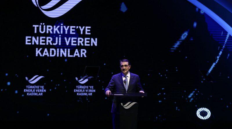 Türkiye'ye Enerji Veren Kadınlar Ödül Töreni