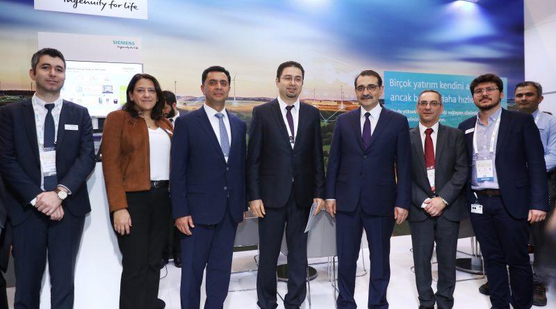 Siemens, çevre dostu, yenilikçi ürün ve çözümleriyle Enerji Verimliliği Forumu ve Fuarı'ndaydı