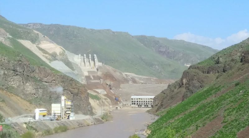 Karakurt Projesi ile Kars'a 238 milyon dolarlık yatırım