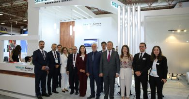 Siemens Gamesa 5.X rüzgar enerjisi platformu Türkiye'de