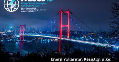 """""""WESCE'19 – Dünya Enerji Stratejileri Kongresi"""" Enerji dünyasını İstanbul'da bir araya getirmeye hazırlanıyor"""