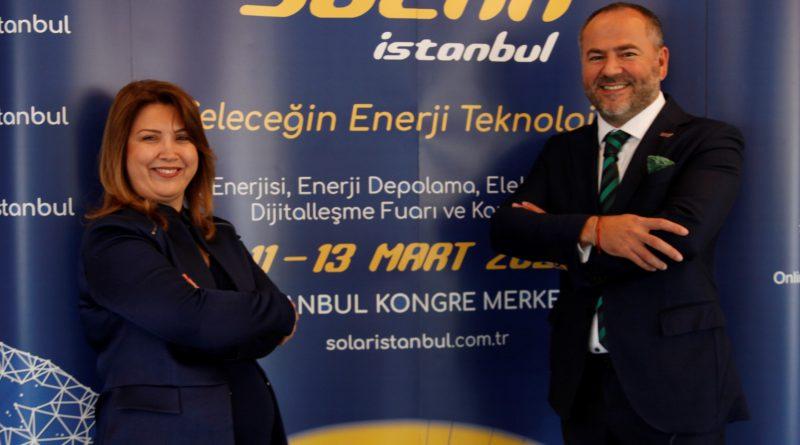 Güneşin yeni çekim merkezi  'SOLAR İSTANBUL' 11-13 MART'TA İSTANBUL'DA