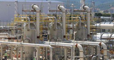 TürkAkım üzerinden aktarılan doğalgaz 1 milyar metreküpe ulaştı