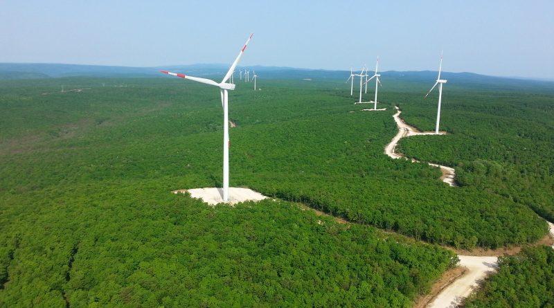 Borusan EnBW Enerji, Kıyıköy Rüzgâr Enerjisi Santrali'ne 20 ilave türbin inşa ederek tesisin kurulu kapasitesini 72 MW artıracak