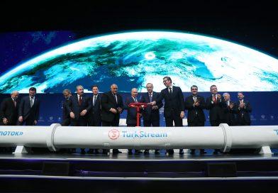 TürkAkım Projesi Açılış Töreni Gerçekleşti