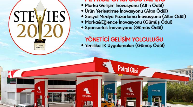 Petrol Ofisi, başarılarını ödüllerle de taçlandırmaya devam ediyor
